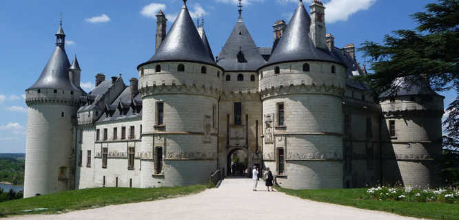 Domaine de Chaumont-sur-Loire, Chaumont, France