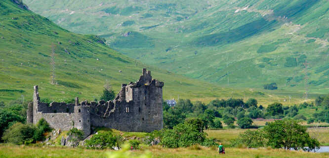 scottish highlands travel guide resources trip planning info by