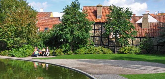 Hans Christian Andersen House, Odense, Denmark
