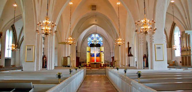 Växjö Cathedral, Växjö, Sweden
