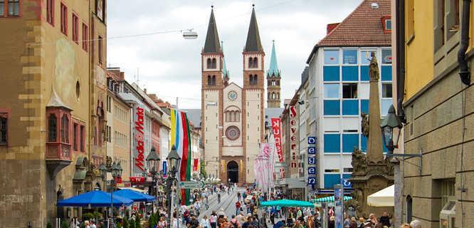 St. Kilian's Cathedral, Würzburg, Germany