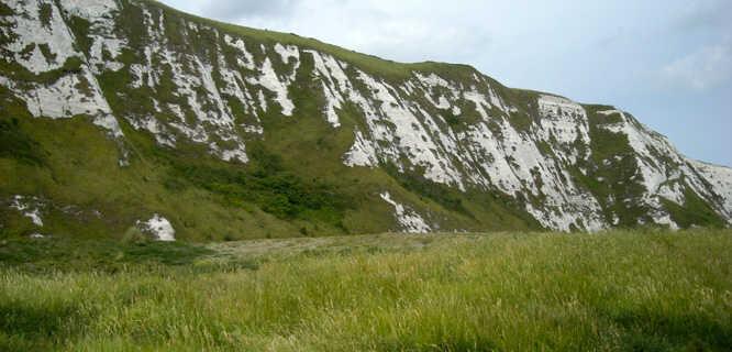 Dover Cliffs, Dover, England