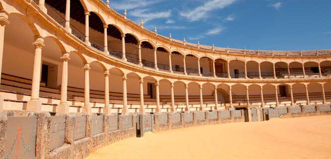 Real Maestranza de Caballería bullring, Ronda, Spain
