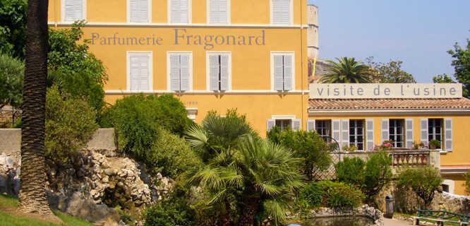 Parfumerie Fragonard, Grasse, France