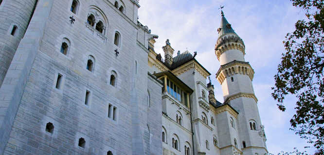 Neuschwanstein Castle, Schwangau, Germany