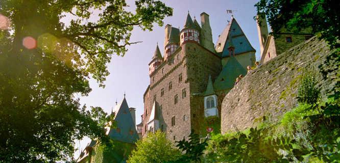 Burg Eltz, Mosel Valley, Germany