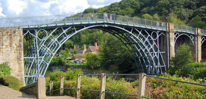 Ironbridge Gorge, England