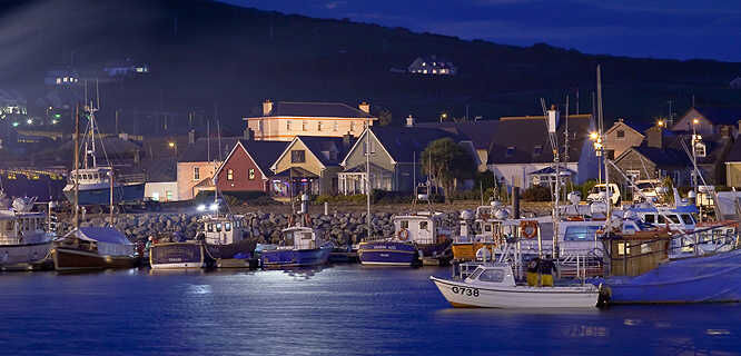 Dingle Harbor, Ireland