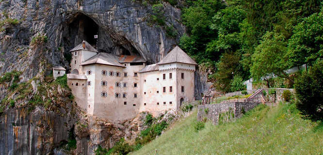 Predjama Castle, Predjama, Slovenia