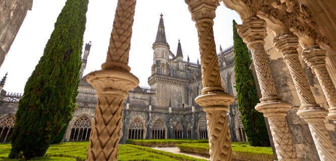 Monastery of Santa María, Batalha, Portugal