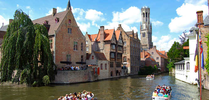 Bruges travel guide resources trip planning info by rick for Hotel moderne belgique