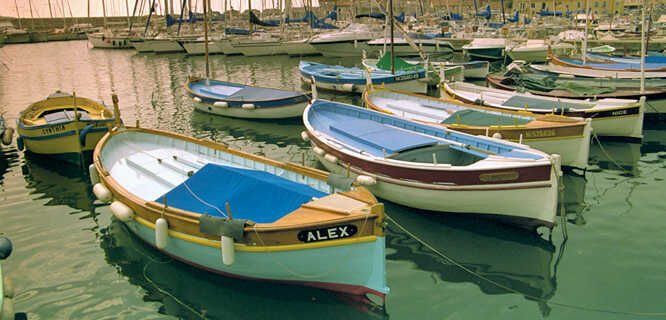 Villefranche-sur-mer, France