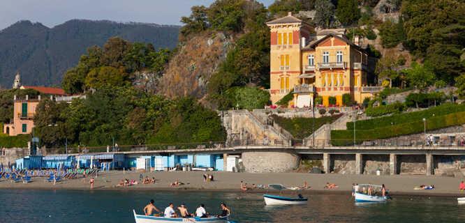 Levanto (Italian Riviera), Italy