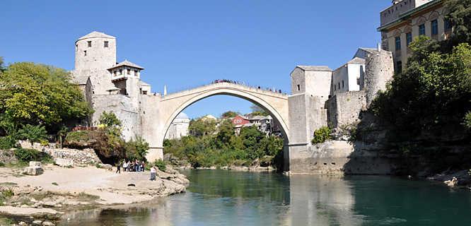 Old Bridge, Mostar, Bosnia-Herzegovina