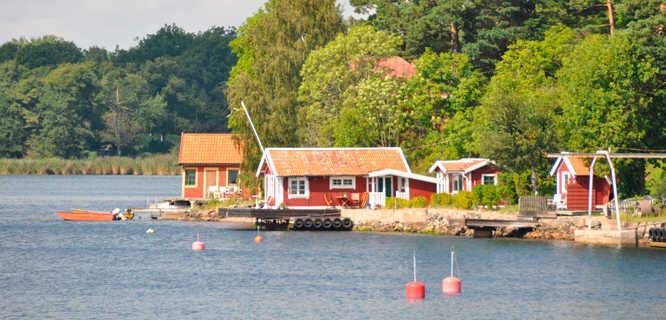 Svartsö, Stockholm Archipelago, Sweden