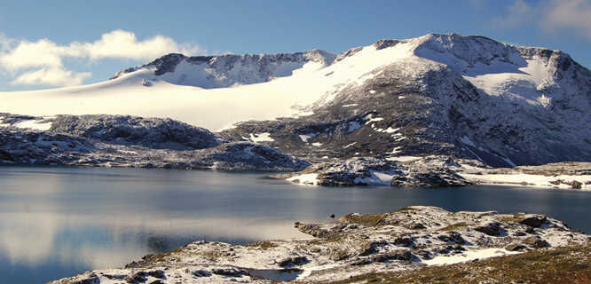 Jotunheimen Mountains, Norway