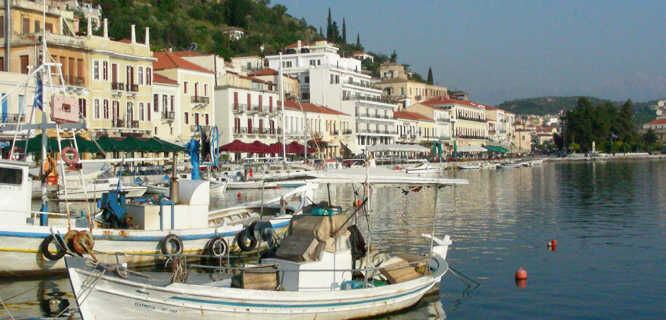 Gythio, Greece