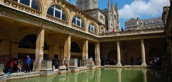 Bath Travel Guide Resources & Trip Planning Info by Rick Steves