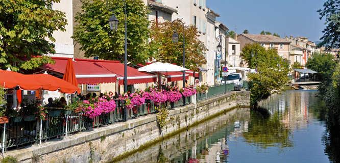 Isle-sur-la-Sorgue, France