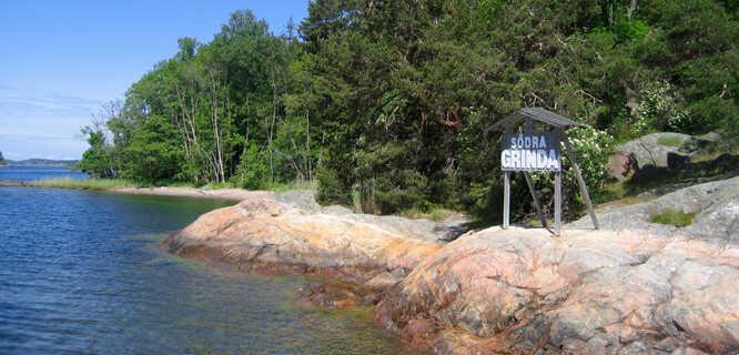 Grinda, Stockholm Archipelago, Sweden