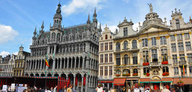 Grand Place / Grote Markt, Brussels, Belgium
