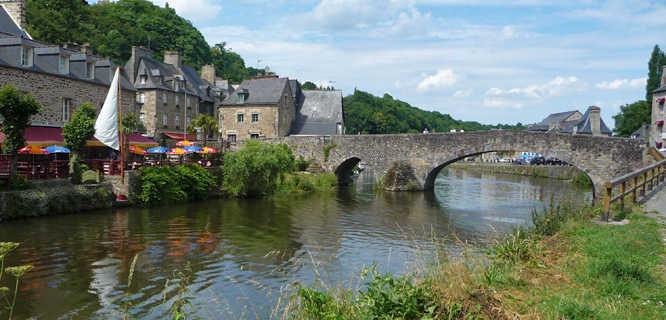 Rance River, Dinan, France