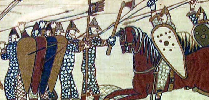 Bayeux Tapestry, Bayeux, France