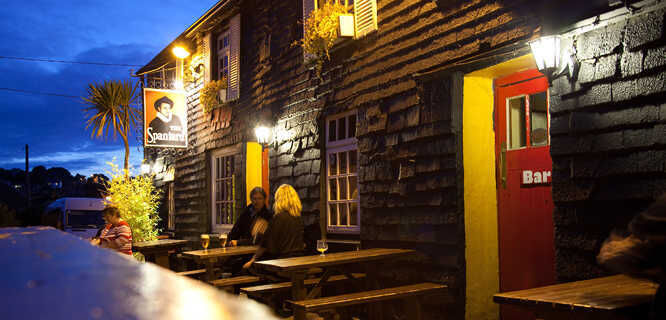 Pub in Kinsale, Ireland