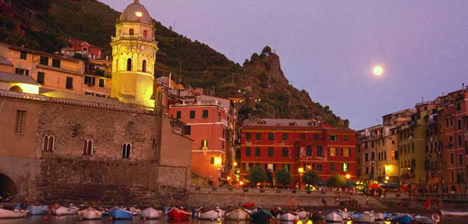 Vernazza (Cinque Terre), Italy