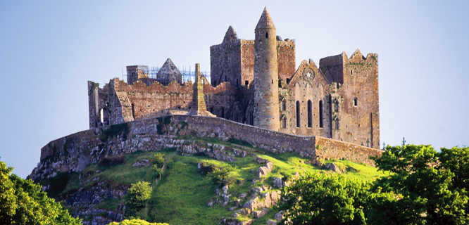 Dublin Airport (DUB) to Cashel - 3 ways to travel via train, and