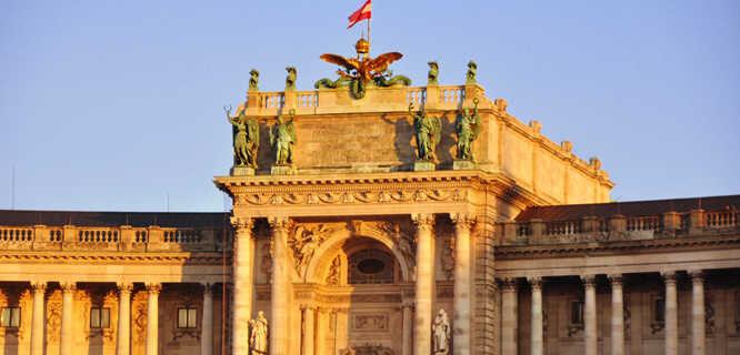 Neue Burg, Vienna, Austria