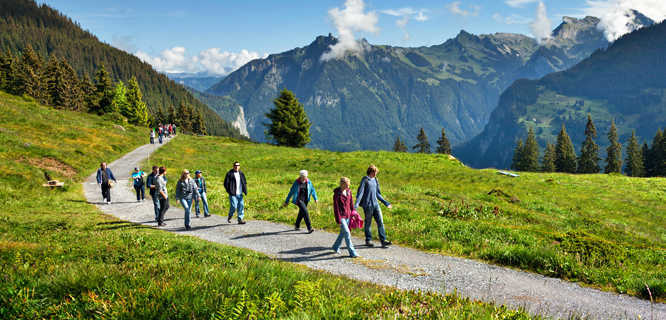 Rick Steves Switzerland Tour Video