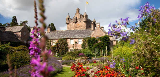 Cawdor Castle, Cawdor, Scotland