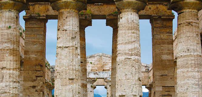 Temple of Hera II, Paestum, Italy