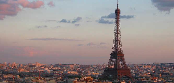 My way europe tour eiffel tower paris 2014