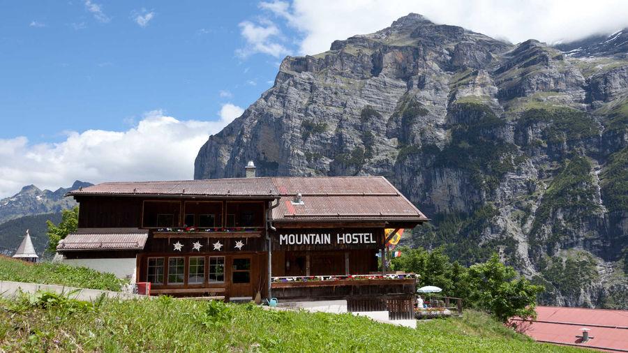 Mountain Hostel, Gimmelwald, Switzerland