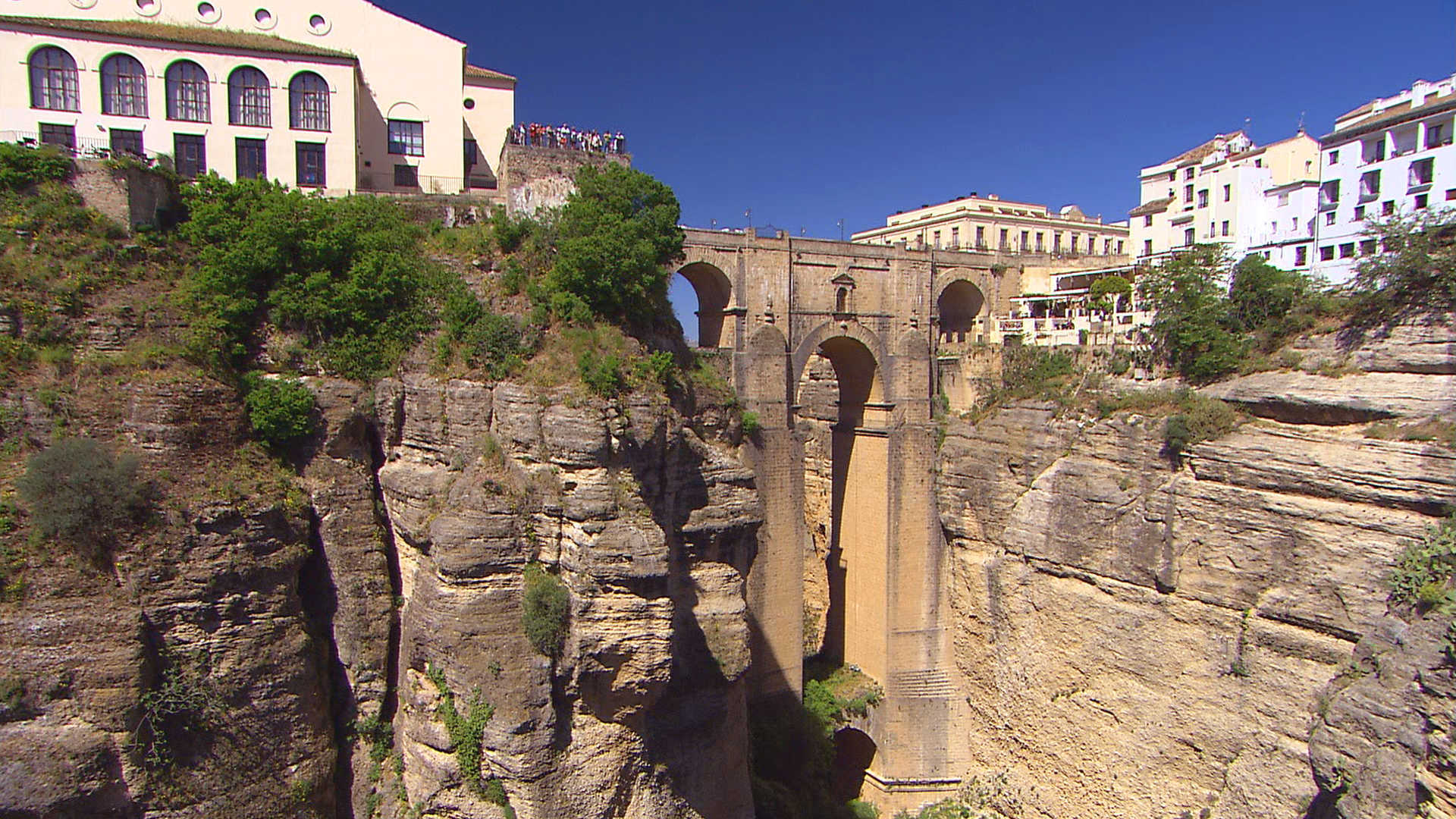 The bridge in Ronda