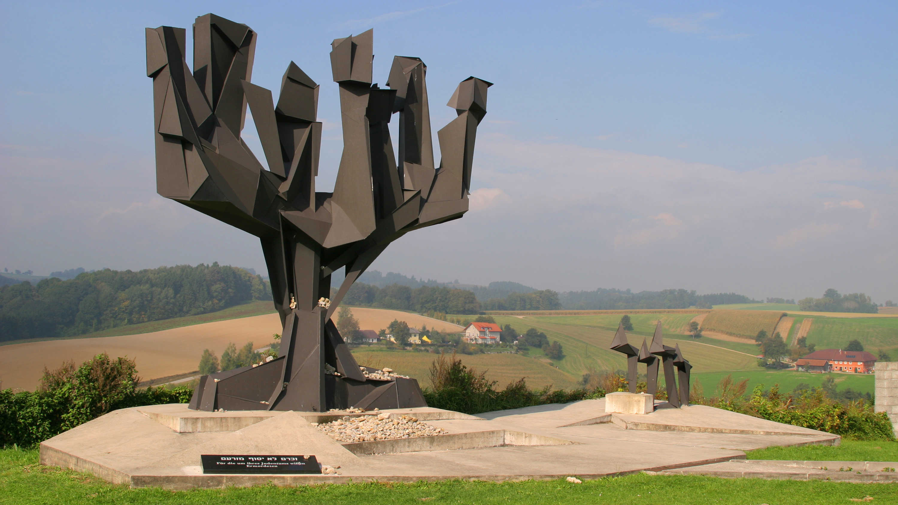 Mauthausen Concentration Camp memorial