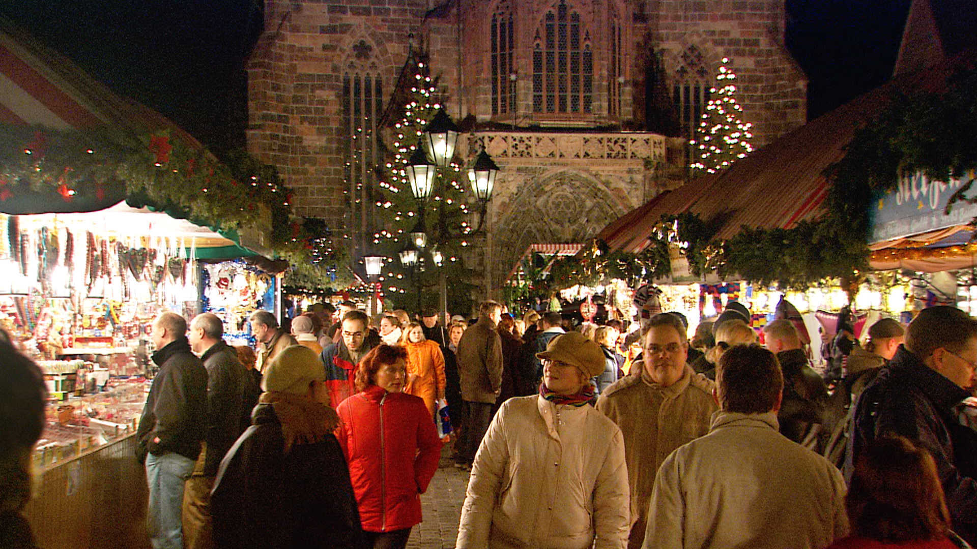 Christmas market in Nurnberg