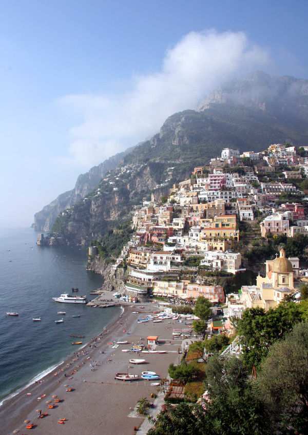 Downtown Classic Coastal Home: Italy's Alluring Amalfi Coast By Rick Steves