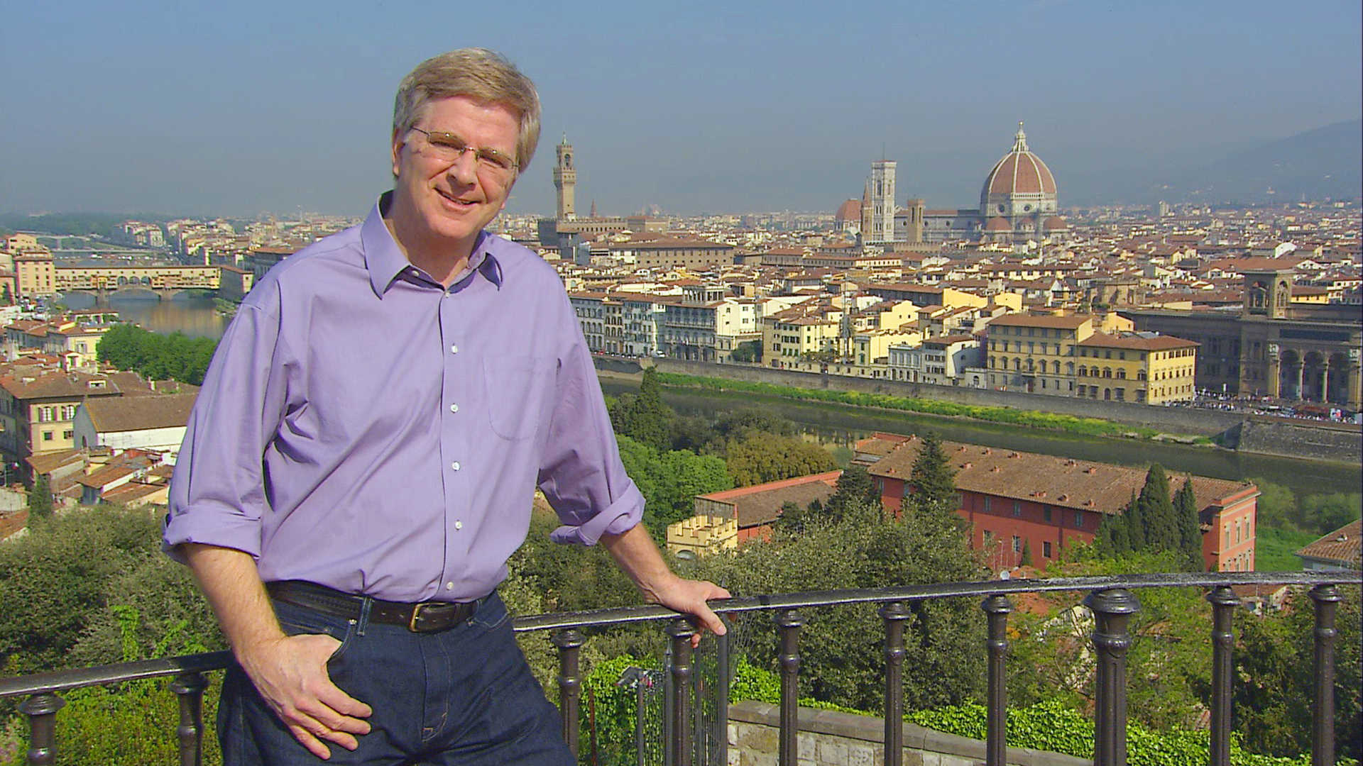 Florence with Rick Steves