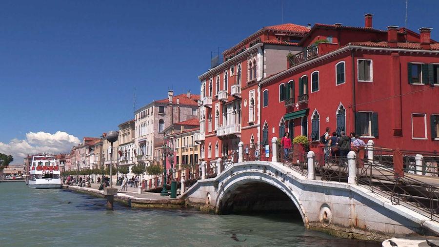 Fondamenta delle Zattere, Venice, Italy