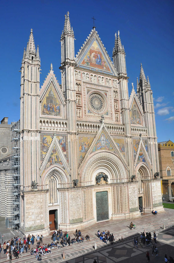 Cathedral, Orvieto, Italy