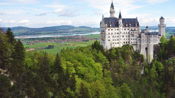 Probably, Escorted europe castle tours mistake can