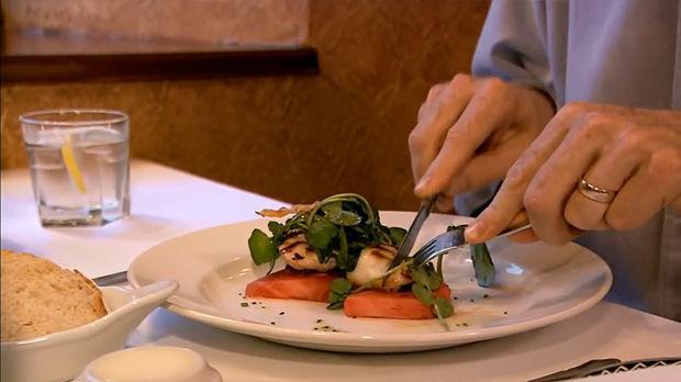 New Scottish cuisine, Edinburgh, Scotland