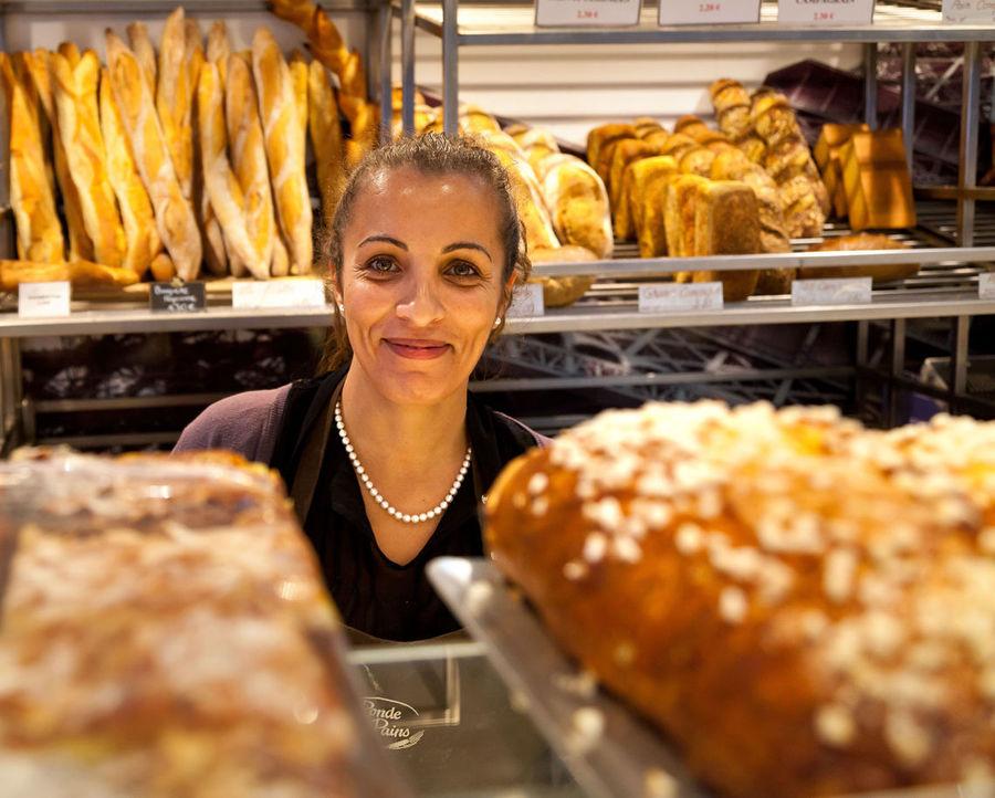 Boulangerie, Paris, France