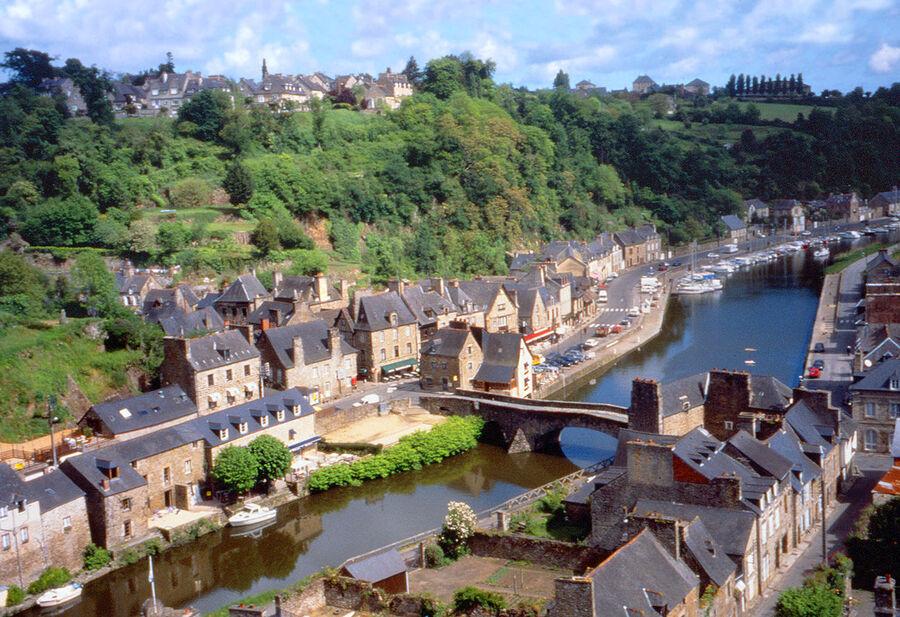 Dinan, France