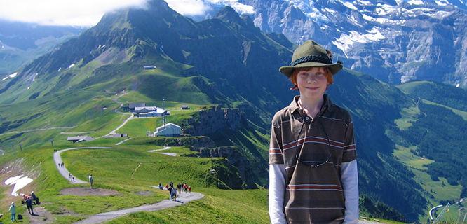 Männlichen, Switzerland