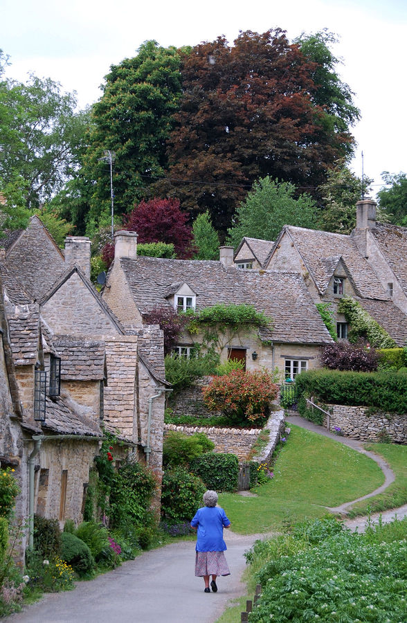 Near Stow-on-the-Wold, England
