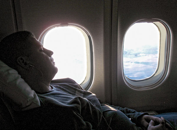 How to Beat Jet Lag: Tips and Cures by Rick Steves